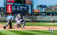 July 20, 2016 - The Colorado Rockies take on the Tampa Bay Rays at Coors Field. (Photo by Kyle Cooper)